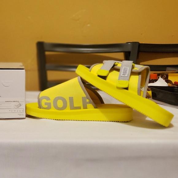 a6032c61a6be Golf Wang Suicoke Kaw Style slides